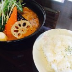SOUP CURRY&DININGドロッピン