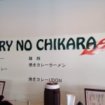 CURRY NO CHIKARA