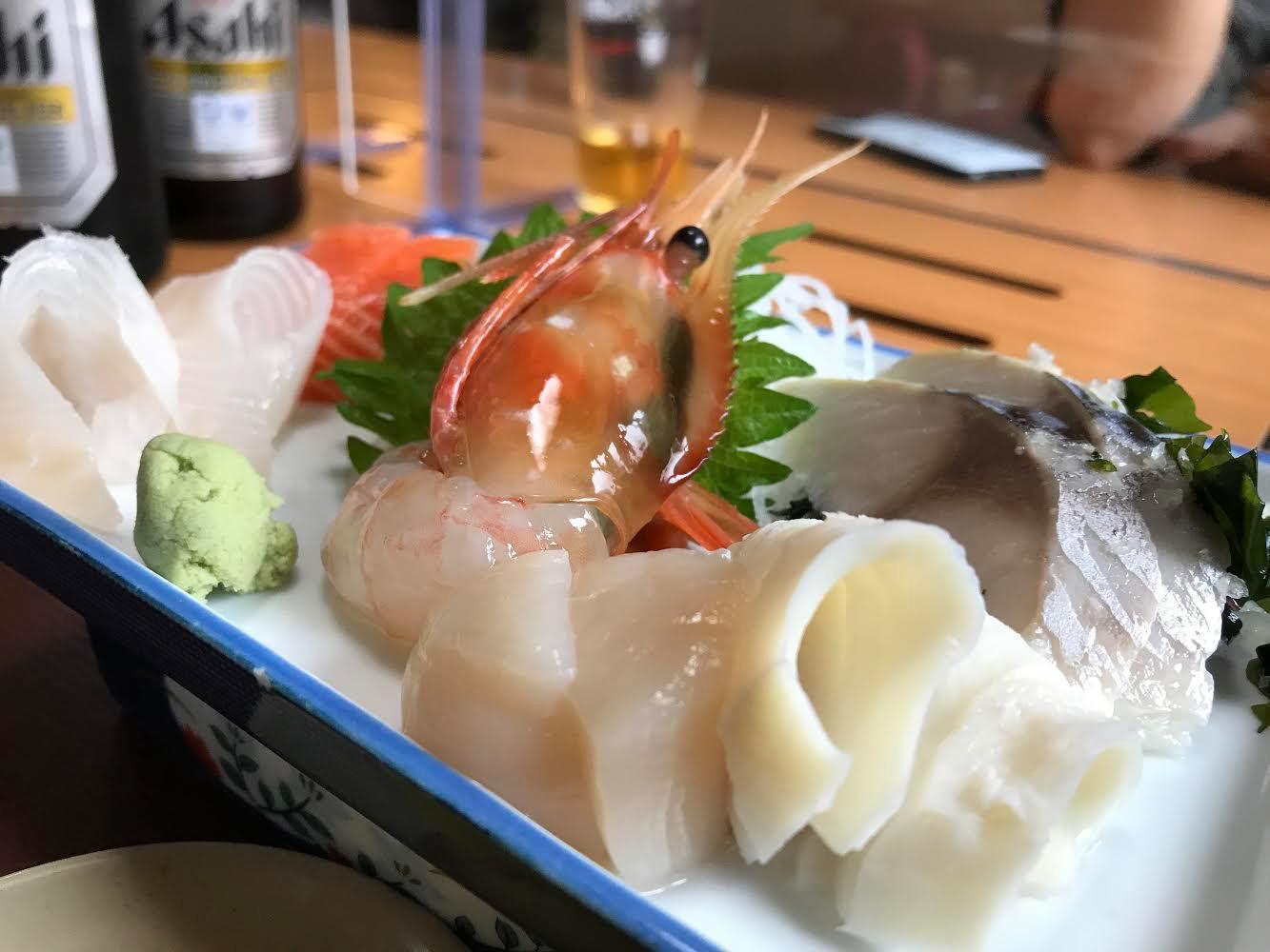 海鮮食堂まるとみ